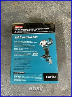Makita 1/2 inch Impact Wrench XWT14Z (TOOL ONLY)