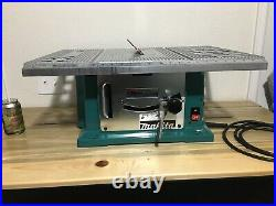 Makita 2708 Table Saw Excellent Condition