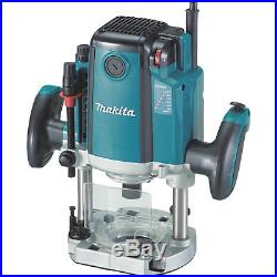 Makita 3-1/4 HP 15.0 Amp 2-3/4 Variable Speed Plunge Router RP2301FC NEW