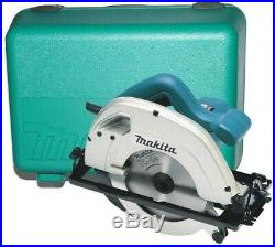Makita 5704RK 240v Circular Saw 190mm 7 1200w Corded Includes Blade + Case