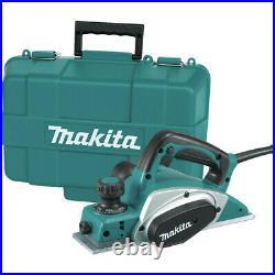 Makita 6.5 Amp 3-1/4 in. Planer Kit KP0800KR Certified Refurbished