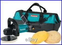 Makita 9237CX3 7 Pro Variable Electric Polisher and Sander Kit