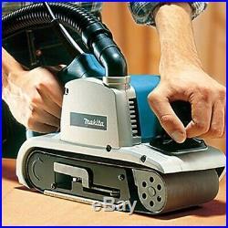 Makita 9403 4 100mm x 610mm Heavy Duty Belt Sander 240v Includes Dust Bag