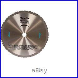 Makita A-90532 12 In 60 Teeth Dry Ferrous Metal Cutting Saw Blade with 1 In Arbor