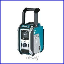 Makita Akku-Baustellenradio 12V max. 18V DMR115 Lautsprecher Radio Speaker