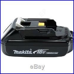 Makita Akku-Schrauber Bohrschrauber DDF453SYX4 + 2xAkku 18V 1,5 Ah und Ladegerät
