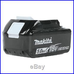 Makita BL1850B 18-Volt LXT Compact Lithium-Ion 5.0Ah Tool Battery Pack (Pair)