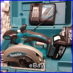 Makita BSS610Z 18V LXT Li-ion Cordless Circular Saw Kit Like Dss611z Dss610z