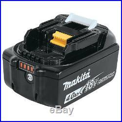 Makita Brushless 18V LXT Cordless 2 Piece Impact & Driver Drill Combo Kit XT269M
