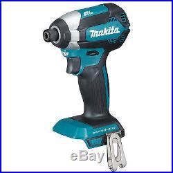Makita Brushless 18V LXT Cordless 2 Piece Impact & Driver Drill Combo Kit XT269R