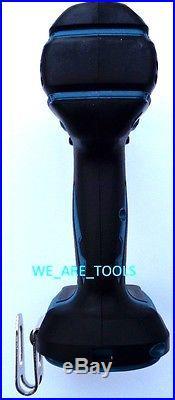 Makita Brushless 18V XDT08 Cordless 1/4 Impact Driver, 1 BL1830 Battery 18 Volt