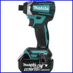 Makita Brushless Cordless 2-Pc. Combo Kit XT275PT-R Certified Refurbished