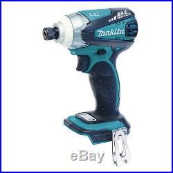 Makita Brushless Impact Driver 1/4 Cordless XDT01