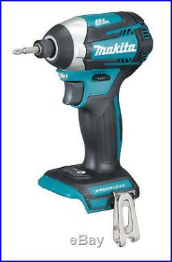 Makita Brushless Impact Driver Cordless 18V Li-Ion DTD154 TOOL ONLY
