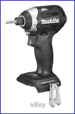 Makita Brushless Impact Driver Cordless 18v Li-Ion BLACK DTD154 TOOL ONLY