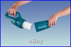 Makita CLX214X1 10.8v CXT 2 x 1.5Ah Li-ion Combo Kit HP331D Drill CL106FD Vacuum