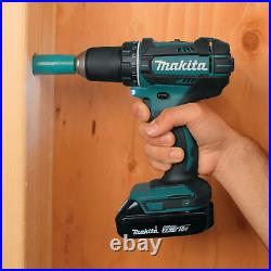 Makita CT225R-R 18V LXT LithiumIon Compact Cordless 2Pc. Combo Kit, (Recon)