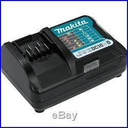 Makita CT226RX 12V Max CXT Lithium-Ion Cordless 2 Piece Tool Combo Kit (2.0Ah)