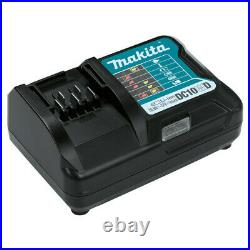 Makita CT232-R CXT 12 Max Cordless 2-Pc Combo Kit (1.5 Ah) Certified Refurbished