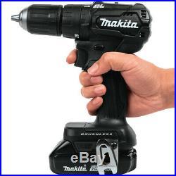 Makita CX202RB 18V LXT Sub-Compact Brushless Cordless Hammer Drill/Driver Kit