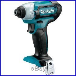Makita CXT 12V Li-Ion 1/4 Impact Driver & 3/8 Drill Driver Kit CT226-R recon