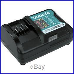Makita CXT 12V Max Li-Ion 1/4 Impact Driver & 3/8 Drill Driver CT226 New