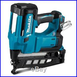 Makita DBN600RTJ 18V LXT 16G Finishing Nailer 5.0ah in SYSTAINER