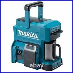 Makita DCM501Z 18v Coffee Machine 18v Coffee Maker Body Only