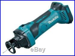 Makita DCO180Z 18v Li-Ion Cordless Drywall Cutter Body Only