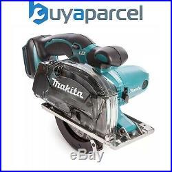 Makita DCS552Z 18V LXT 136mm Metal Cutting Circular Saw + TCT Blade RP DSS550Z