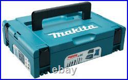 Makita DDF482 Akku-Schrauber 18 V Bohrschrauber + Akku + 66 tlg Bohrer-Bit Set