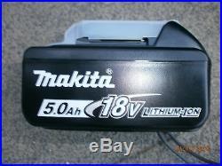 Makita DDF 459 RTJ 18 V Akku Bohrschrauber im Makpac mit 2x 5 Ah Akku, Ladegerät