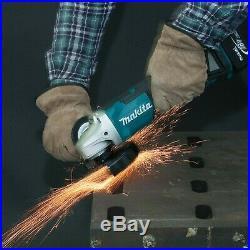 Makita DGA452Z 18v 4.5 115mm Angle Grinder Lithium Ion Bare Unit Replace BGA452