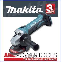 Makita DGA452Z Li-ion Angle Grinder 18V LXT (Body Only) BGA452