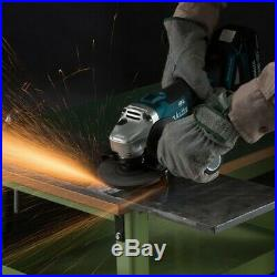 Makita DGA504Z 18v Cordless Brushless 115mm Angle Grinder Lithium Bare Tool