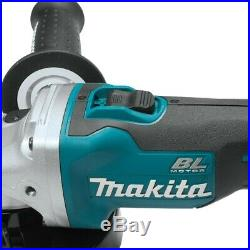 Makita DGA504Z 18v Cordless Brushless 125mm Angle Grinder Lithium Bare Tool