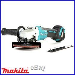 Makita DGA504Z DGA504 18V Cordless Brushless Angle Grinder 125mm Body Only