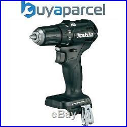 Makita DHP483ZB 18v Black Brushless Compact Combi Hammer Drill DHP483Z Naked