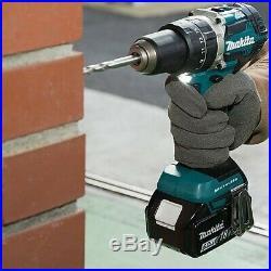 Makita DHP484Z 18V LXT Lithium Ion Brushless Combi Hammer Drill Bare Unit