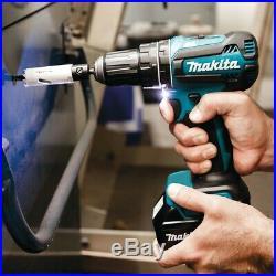 Makita DHP485Z 18V LXT Lithium Ion Brushless Combi Hammer Drill Bare RP DHP484