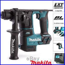 Makita DHR171Z 18V LXT Brushless SDS+ Rotary Hammer 17mm (Body Only)