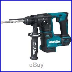 Makita DHR171Z 18v Sds Drill Cordless Rotary Hammer Drill Body Only