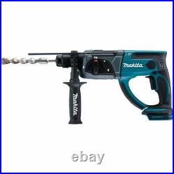 Makita DHR202Z 18v Cordless Sds Drill Hammer Drill In Type 3 Makpac With Inlay