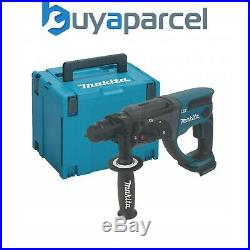 Makita DHR202Z 18v SDS Hammer Drill 3 Function 2kg LXT Lithium + Makpac Case