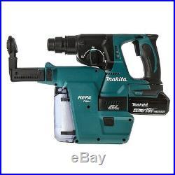 Makita DHR242Z 18V LXT Lithium Ion 3 Mode 3KG SDS Rotary Hammer Drill Brushless
