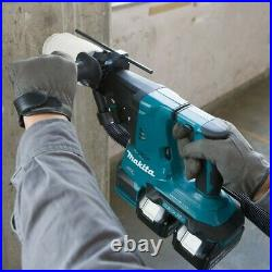 Makita DHR280ZJ 36v / 2x 18v LXT Twin SDS Brushless Hammer Drill AVT + Makpac