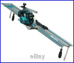 Makita DHS680Z 18v Lithium Brushless Circular Saw 165mm Bare Tool + Guide Rail