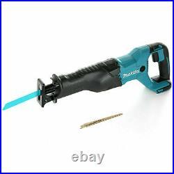 Makita DJR186Z 18V Cordless Reciprocating Saw Body + Free Tape Measures 8M/26ft
