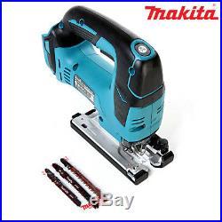Makita DJV182Z 18V LXT Cordless Brushless Top Handle Jigsaw Body Only