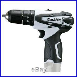 Makita DK1493WX 10.8v Lithium Ion Li-ion Combi Hammer Drill + Impact Driver